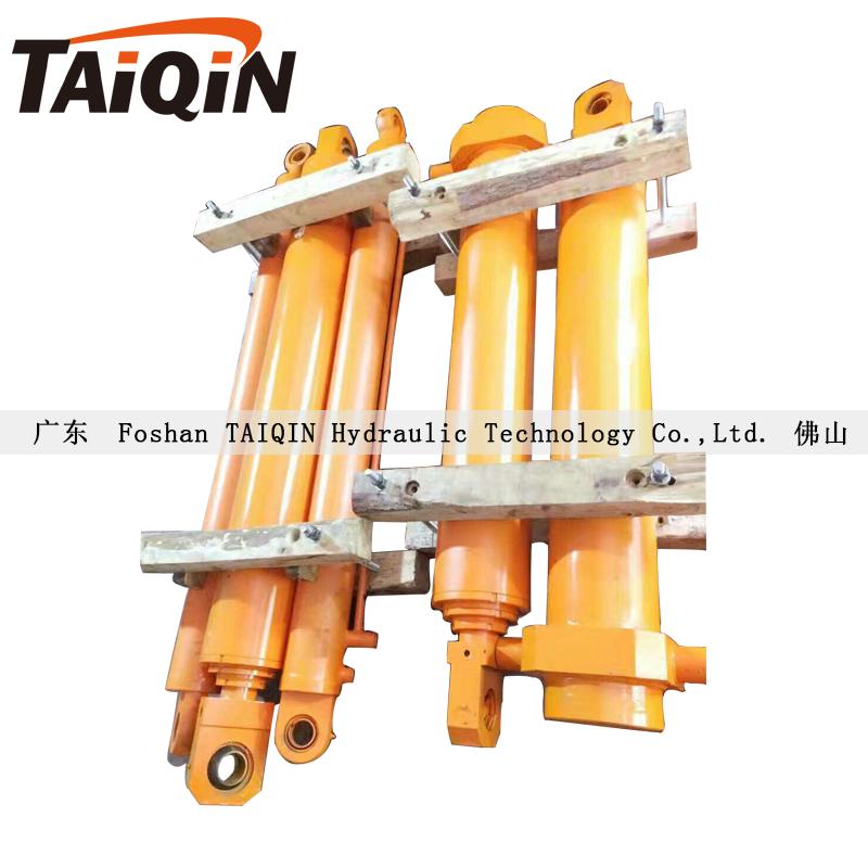 TQ液压焊接工程油缸