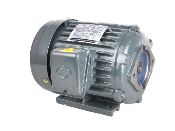 液压内轴电机