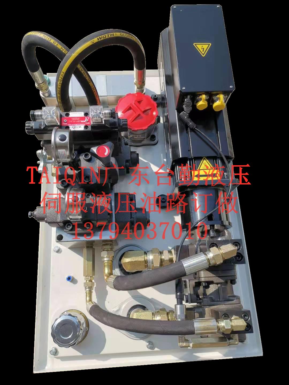 台勤伺服液压系统订做