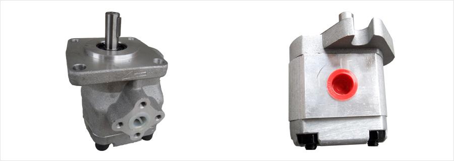 HGP高压齿轮泵