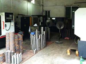 佛山台勤液压工厂设备实拍照(六)