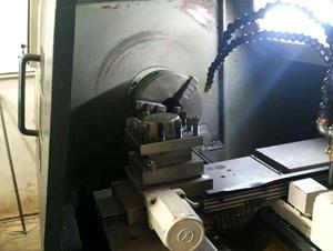 佛山台勤液压工厂设备实拍照(一)