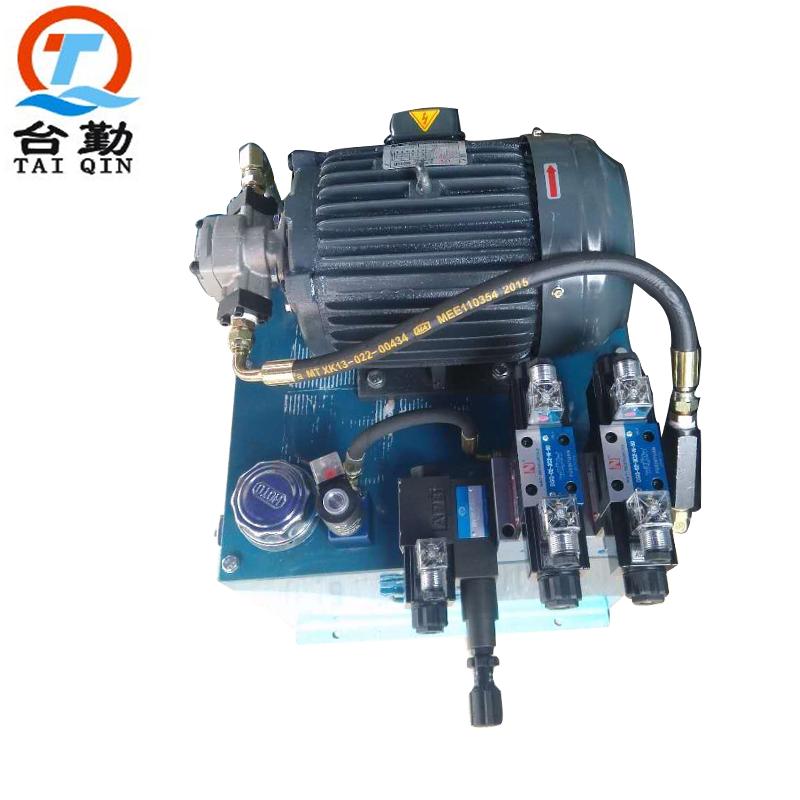 木工机械液压系统