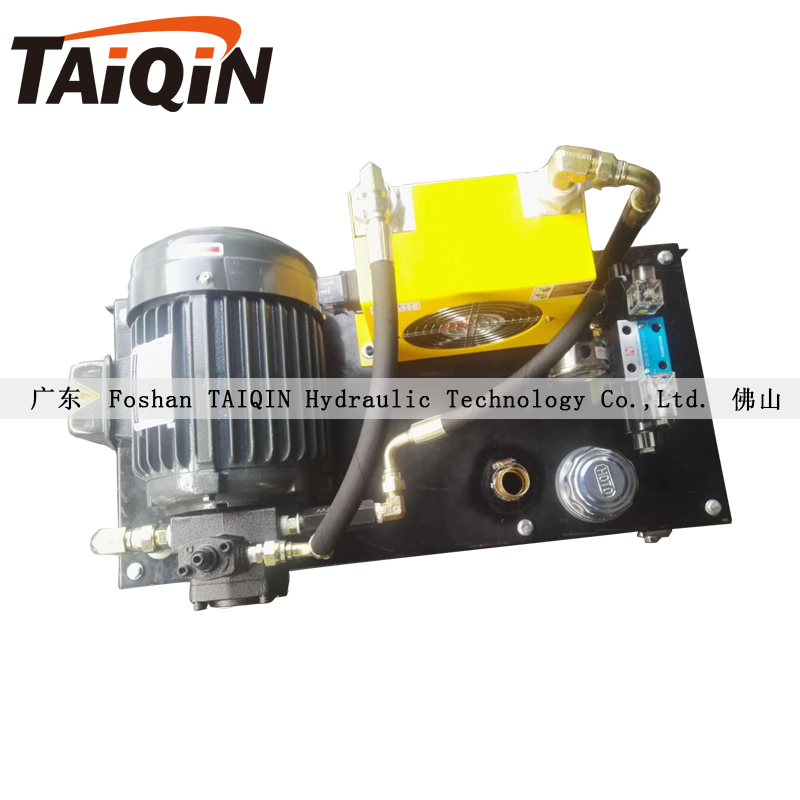 CNC数控车床液压泵站