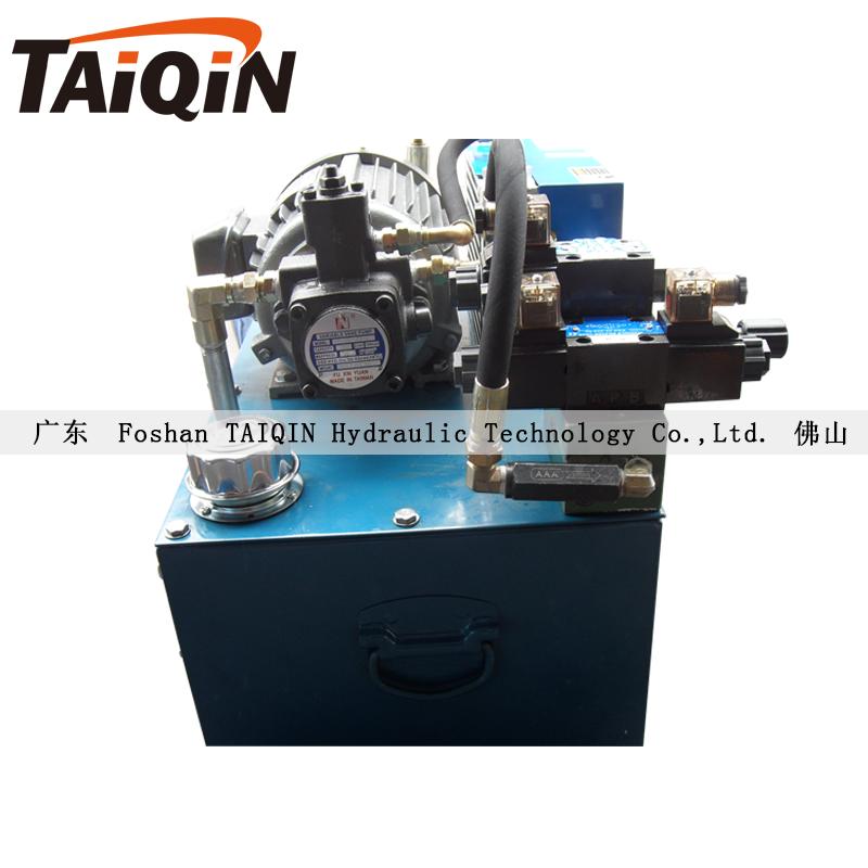 数控双工位液压系统3