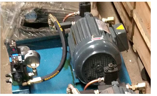 制管机切割台解决方案