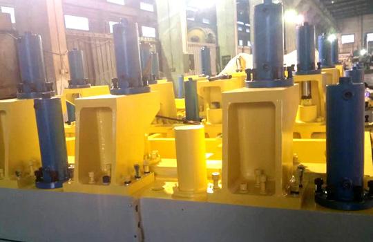 液压油缸解决方案