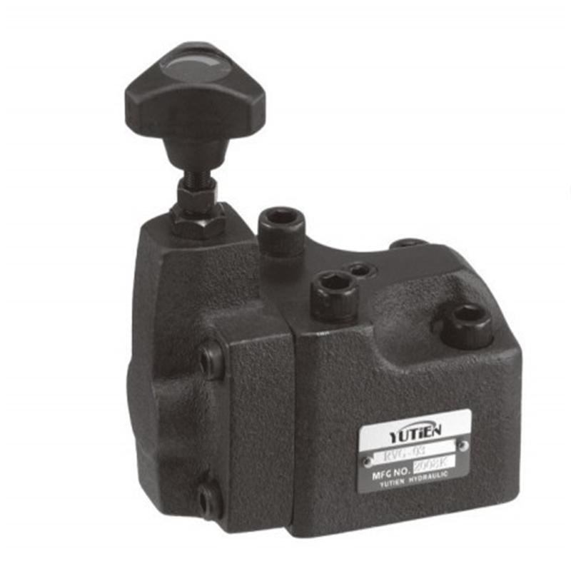 台湾油田板式压力控制阀RVG-03 RVG-06 RVG-10-3