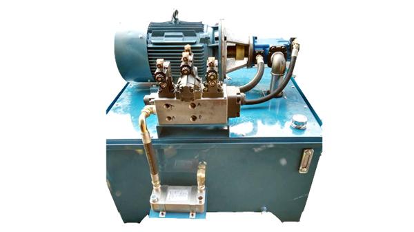 铝型材机械设备液压系统解决方案
