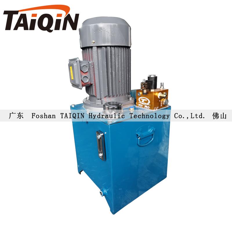TQ升降机标准3KW液压站