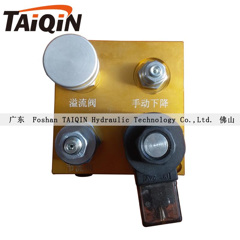 TQ台勤电磁阀组ET-06