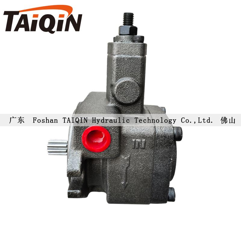 TAIQIN数控车床加工中心液压站油泵VP-20-SF-H9花键齿